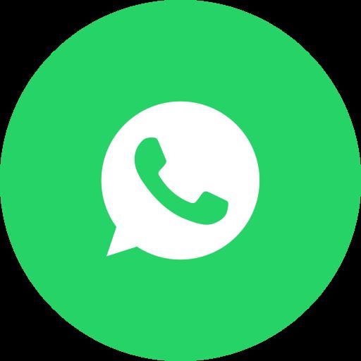 talk to us in whatsapp